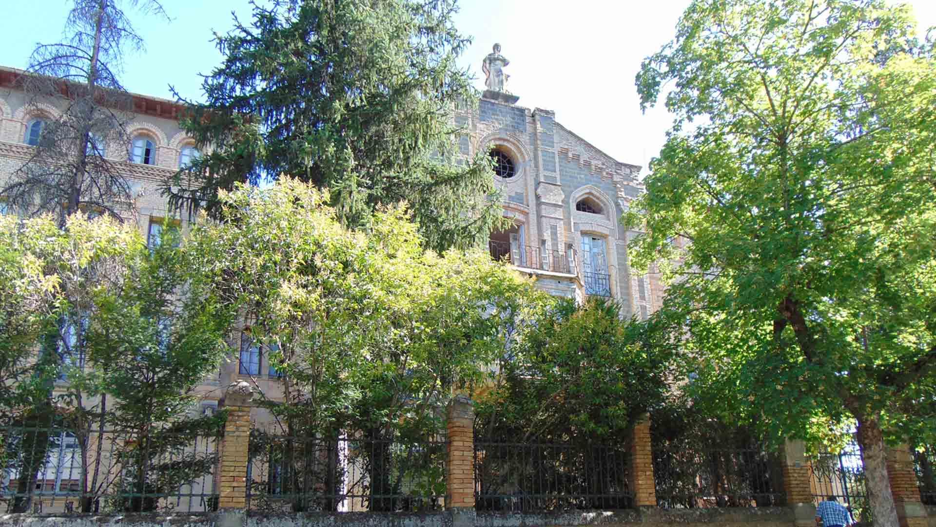 Antiguo Seminario Diocesano - Jaca
