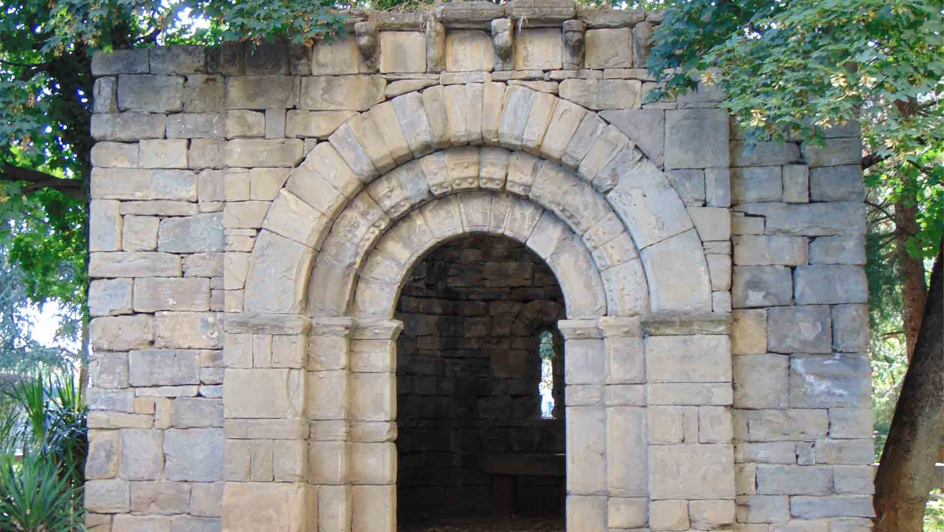 Ermita de Sarsa - Jaca