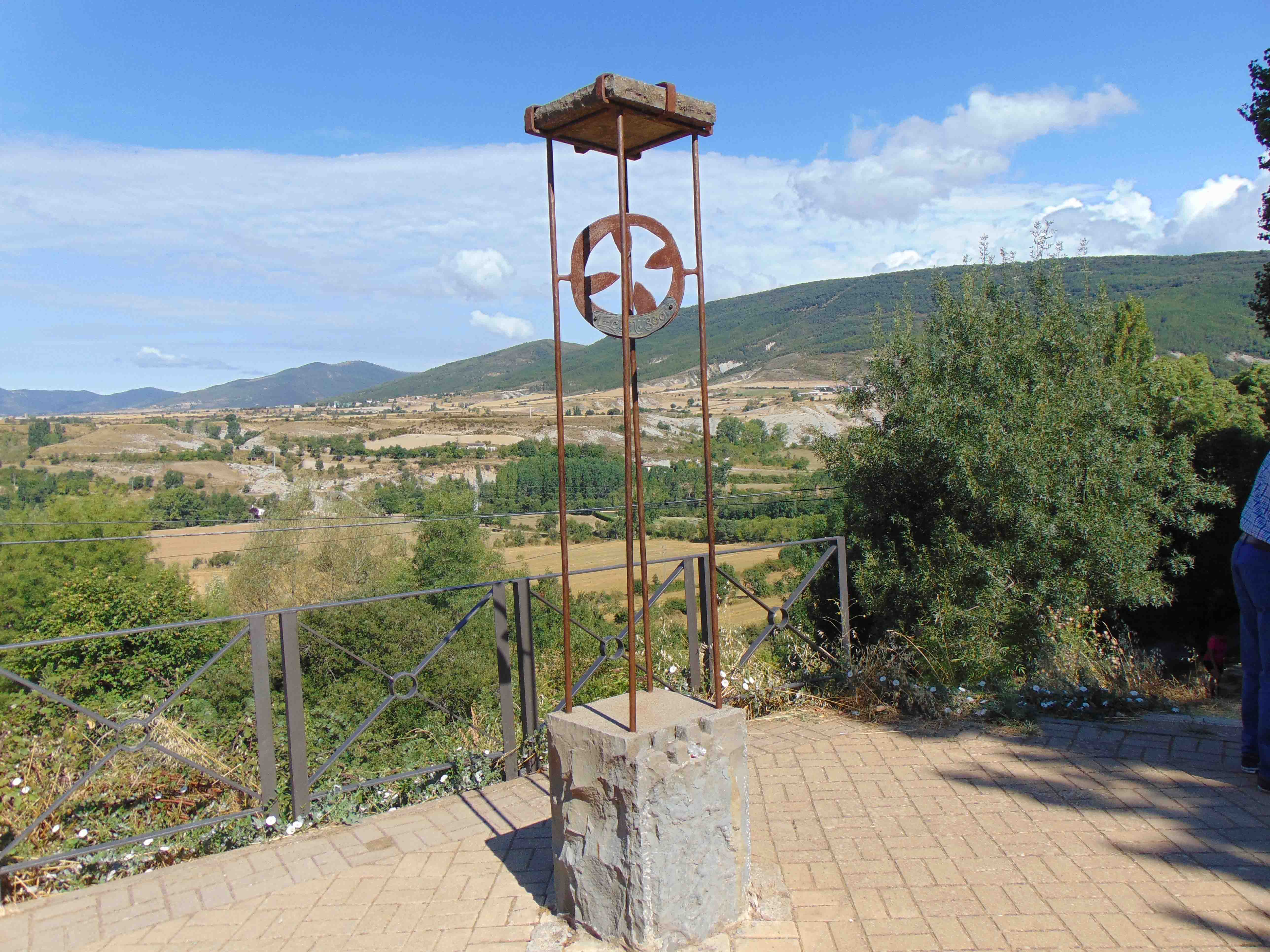 El pueblo de Jaca