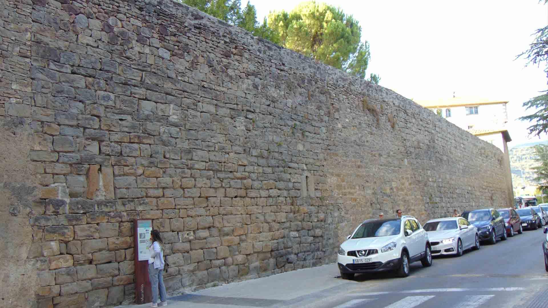 Muralla - Jaca